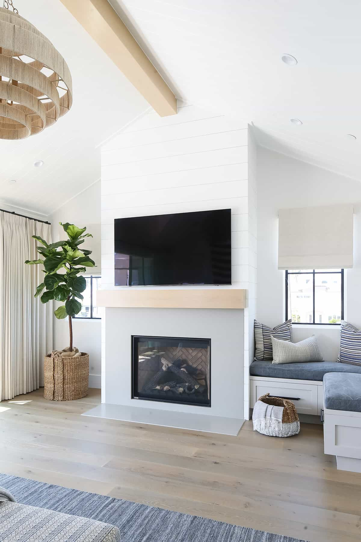 beach-style-bedroom-fireplace