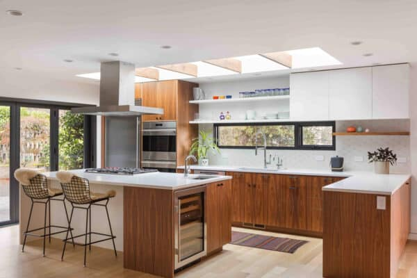 featured posts image for This mid-century ranch house get a brilliant update in Portland