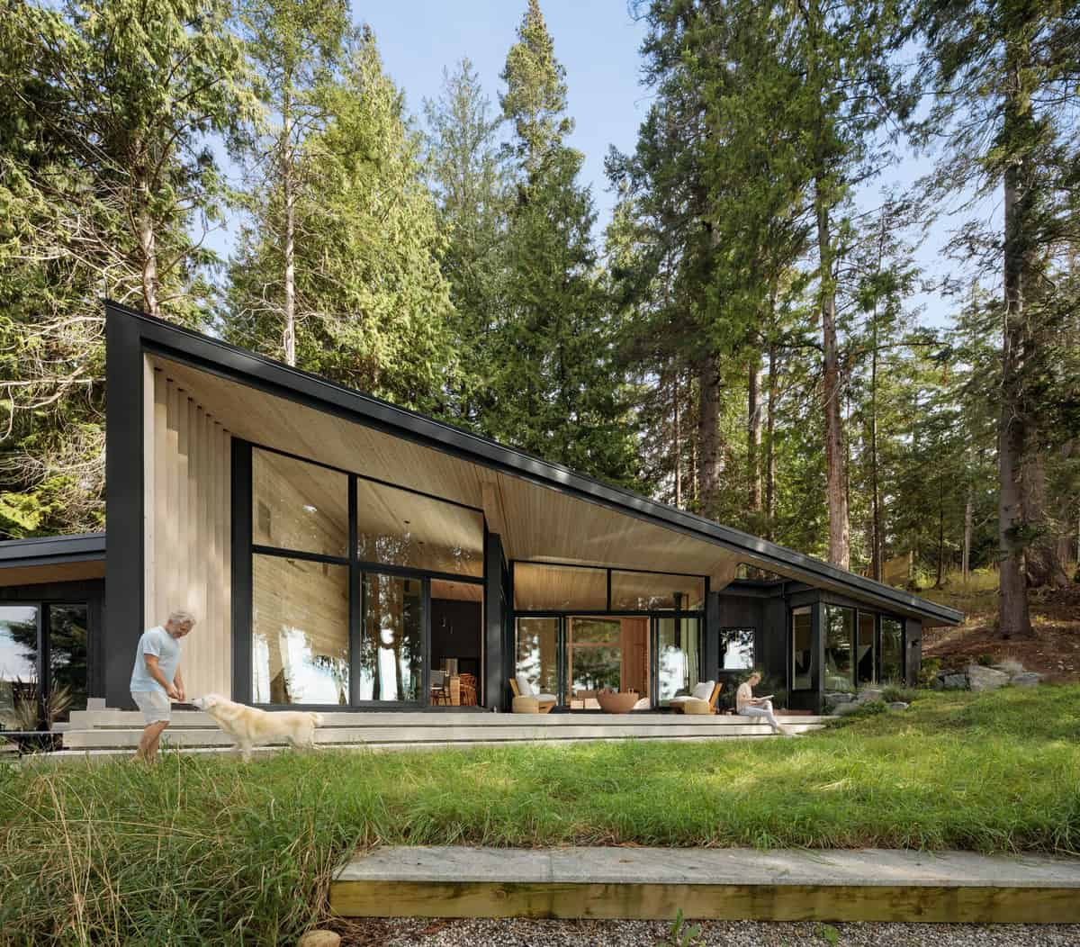 modern-rustic-cabin-exterior