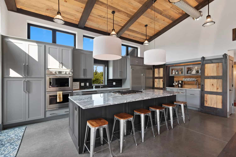 pole-barn-house-industrial-kitchen