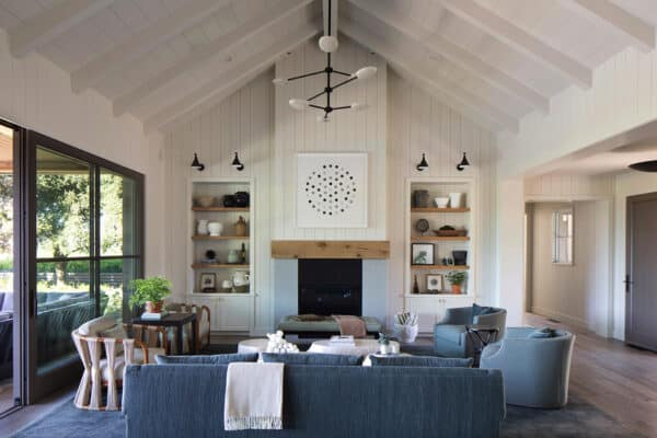 featured posts image for This Napa Valley farmhouse retreat is the ultimate nature-inspired design