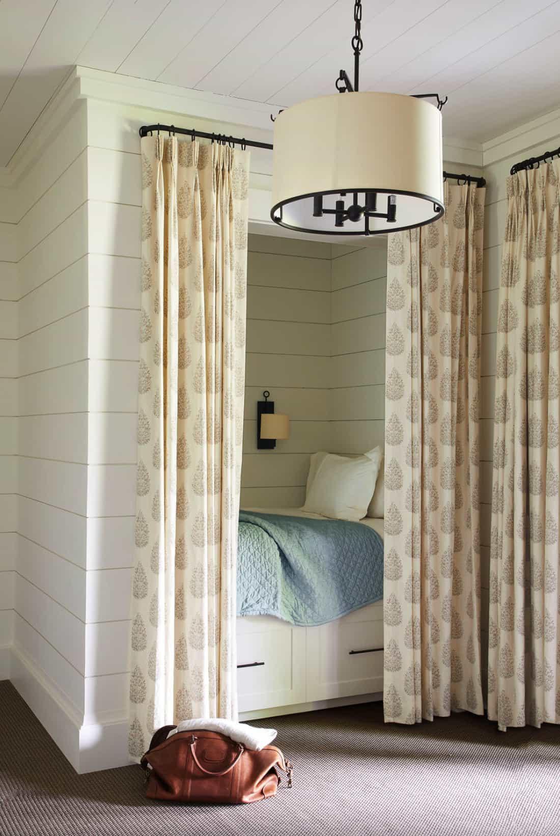 dormitorio de transición