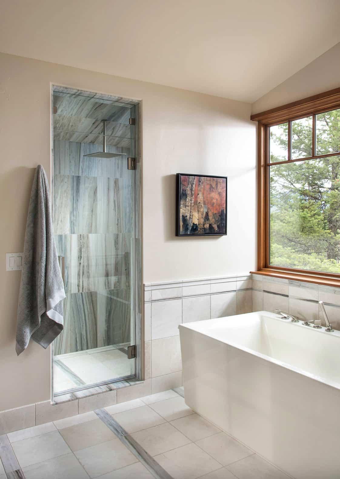 rustic-bathroom-tub-and-shower