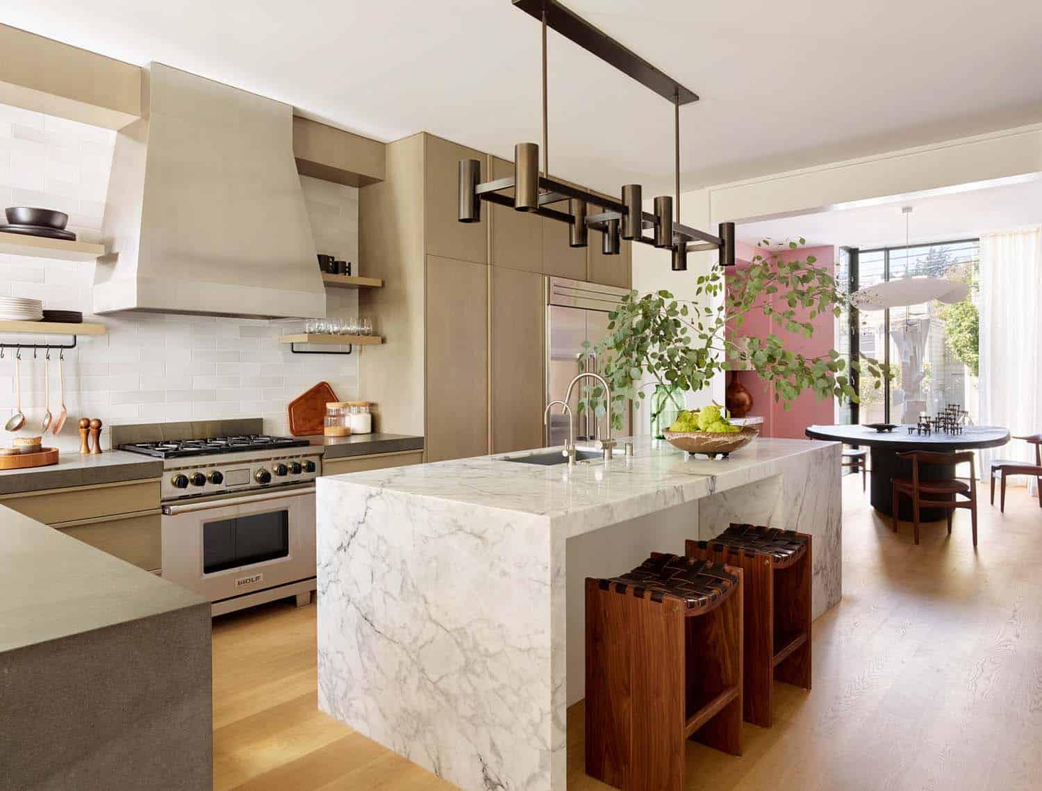 A townhouse gets beautifully reimagined in San Francisco?s Noe Valley