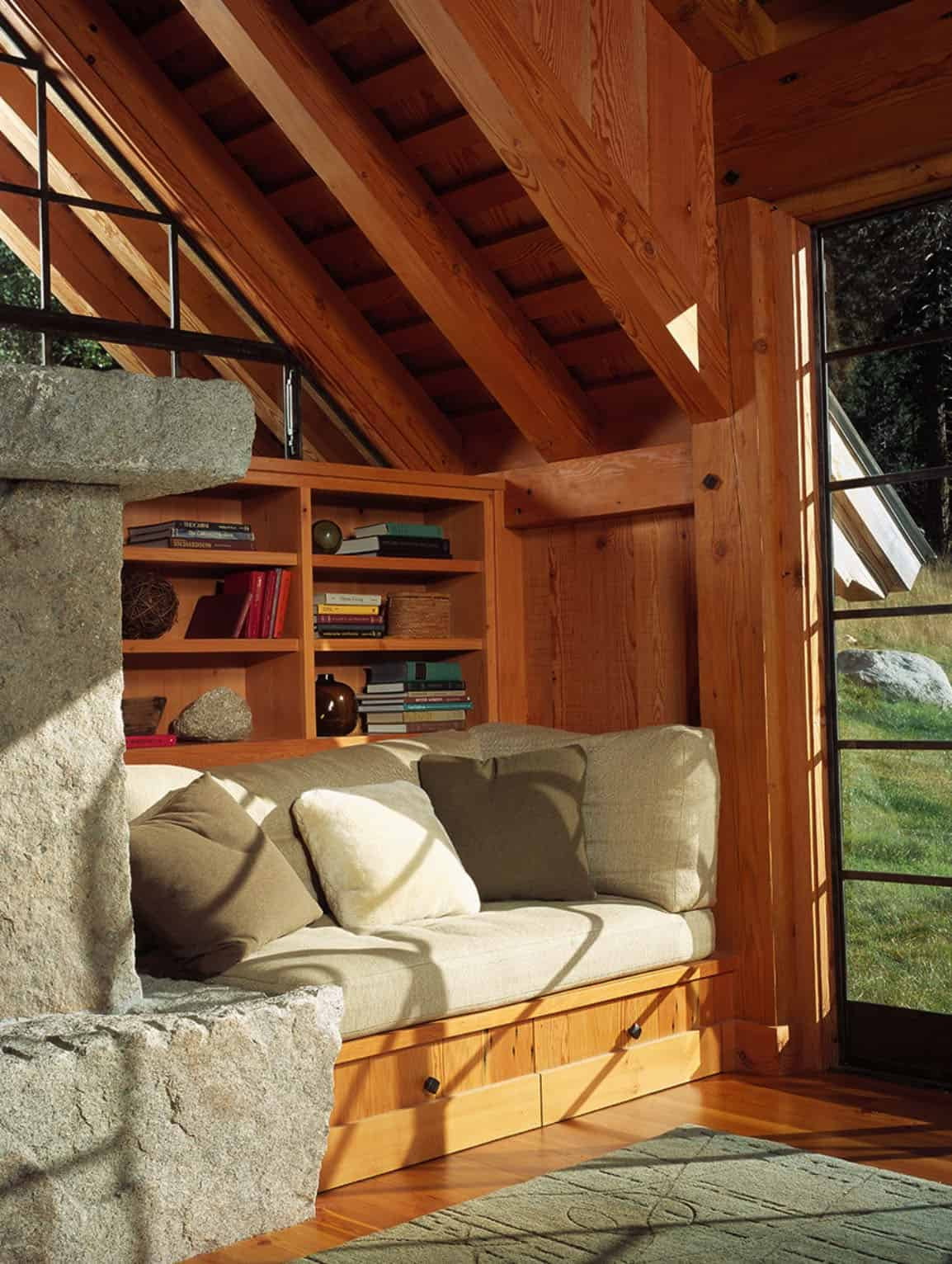 rustic-fireplace-with-built-in-seating