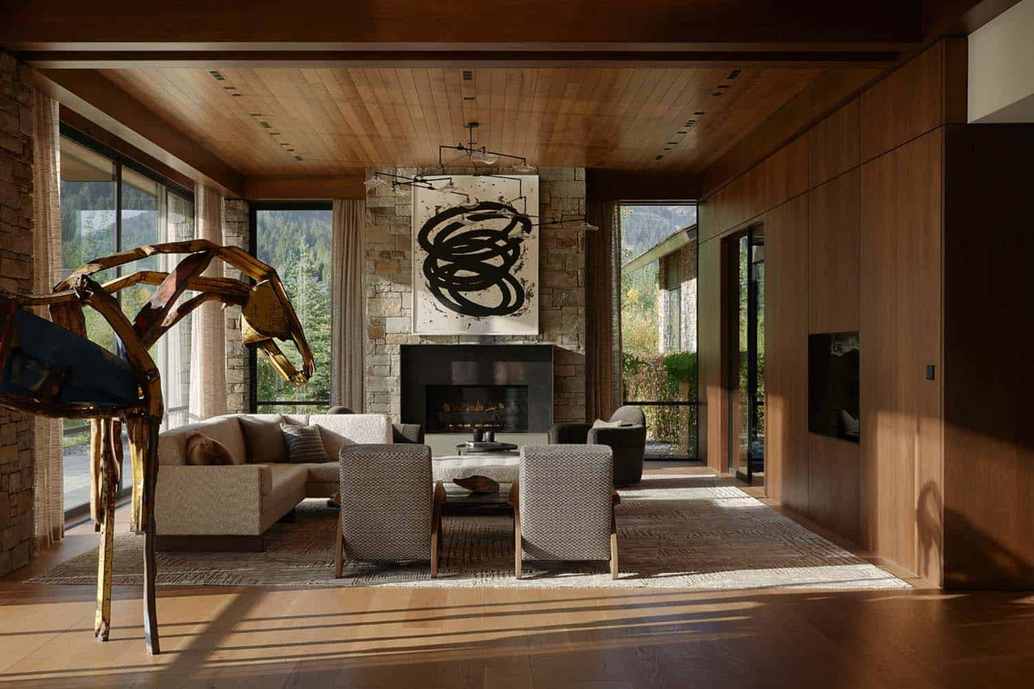 contemporary-mountain-style-living-room