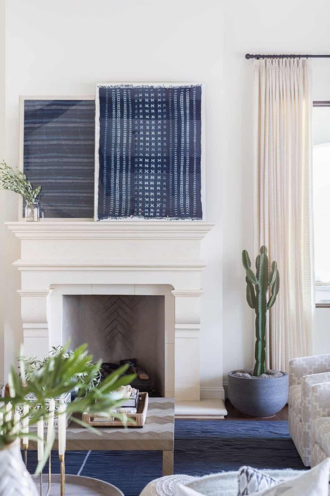 mediterranean-inspired-living-room-fireplace