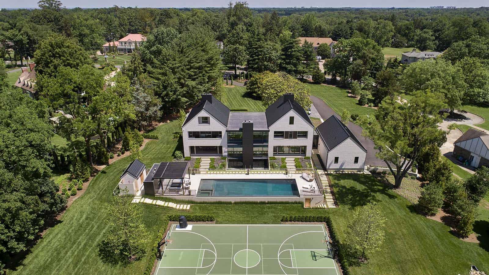 modern-home-exterior-aerial-view