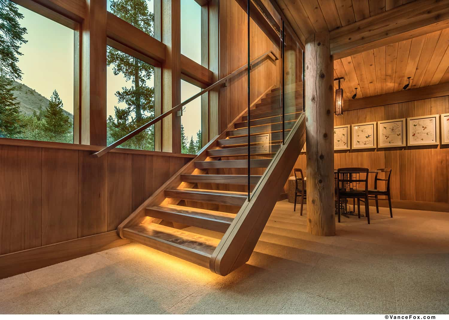 midcentury-modern-staircase