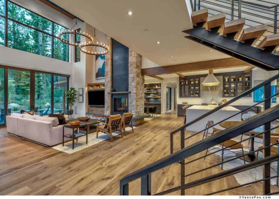mountain-contemporary-home-great-room-floating-stairs