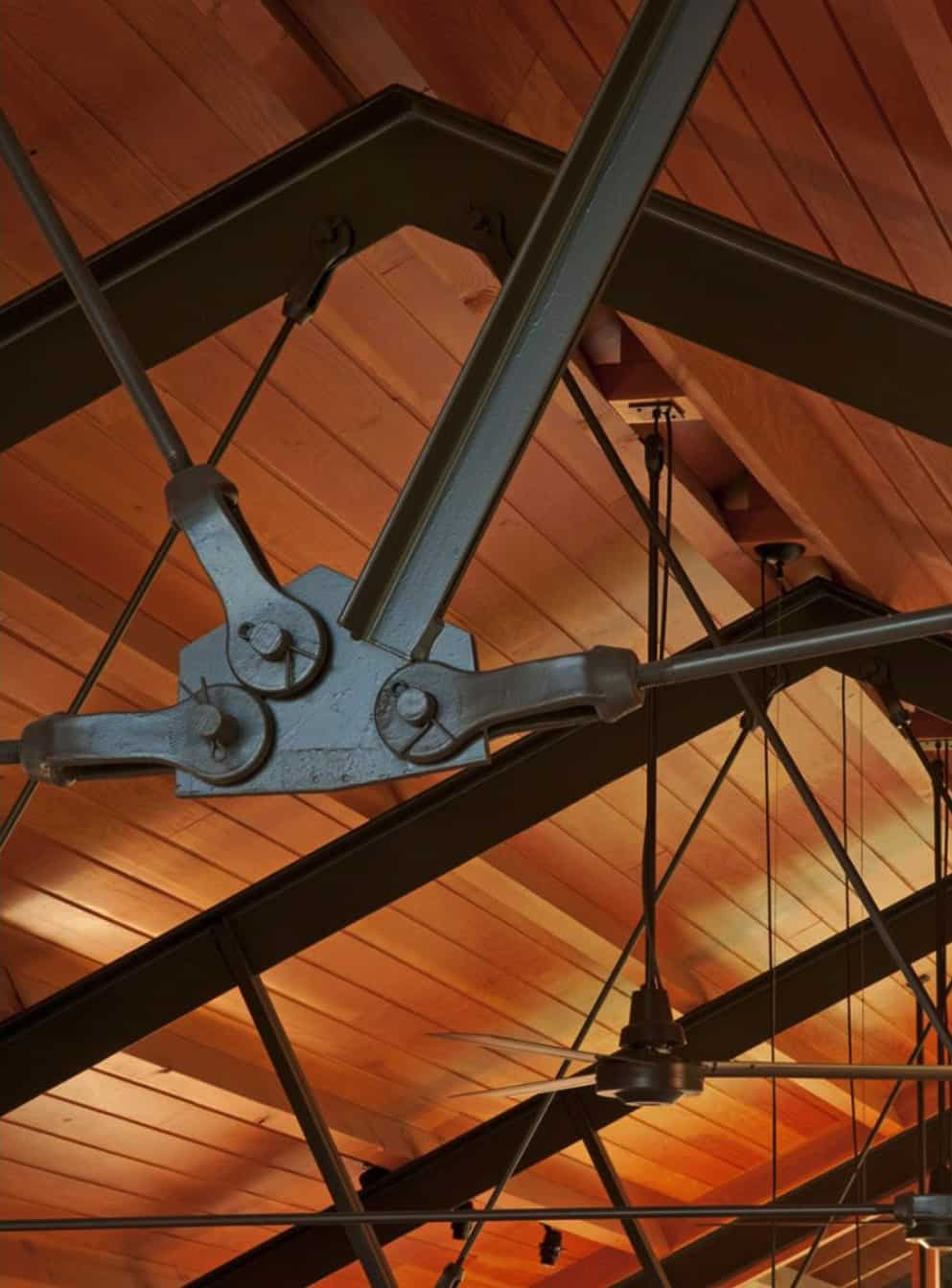 rustic-modern-ranch-house-ceiling-detail
