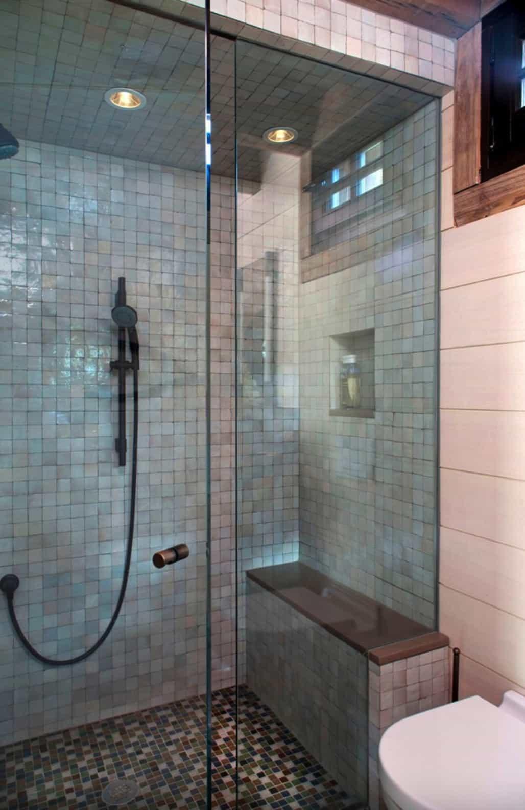baño-rústico-ducha