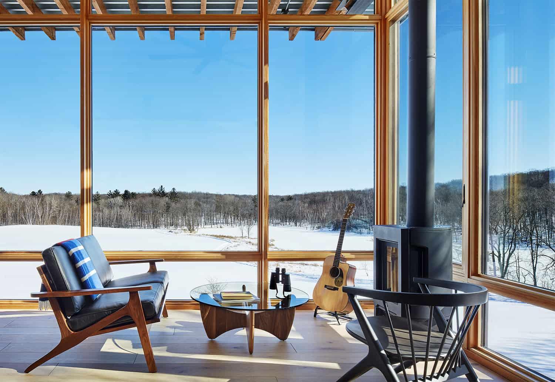 modern-cabin-living-room