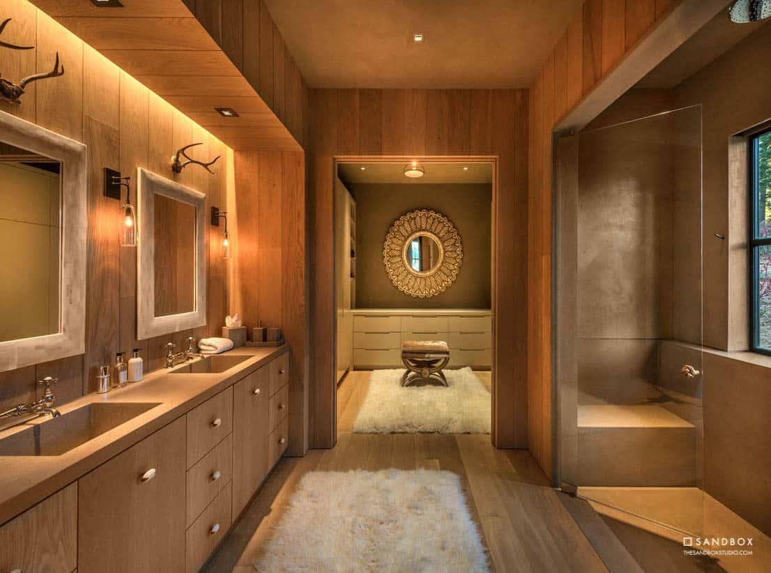transitional-mountain-home-bathroom