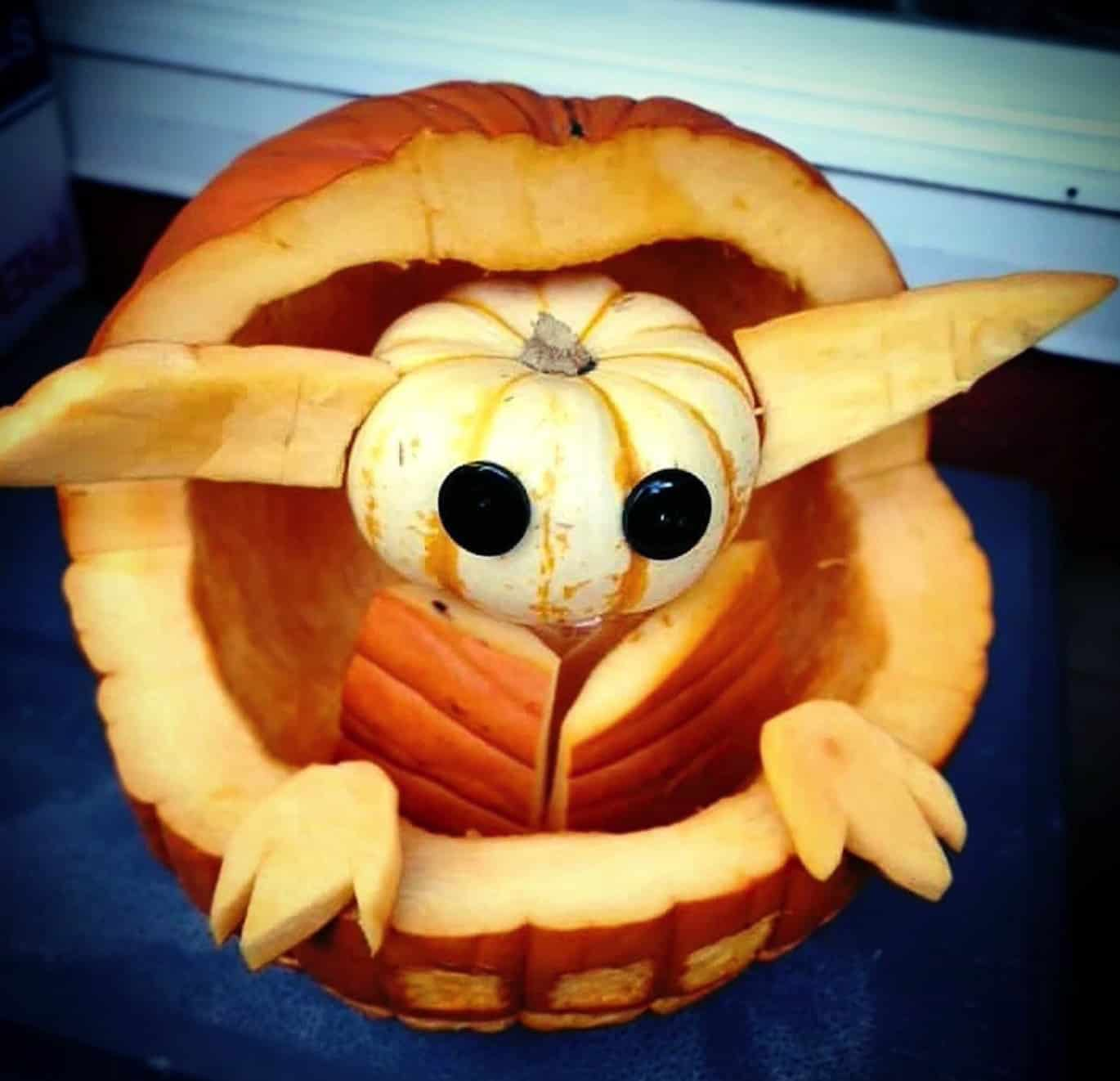 21 Amazing Last Minute Carved Pumpkin Ideas For A Spooky Halloween