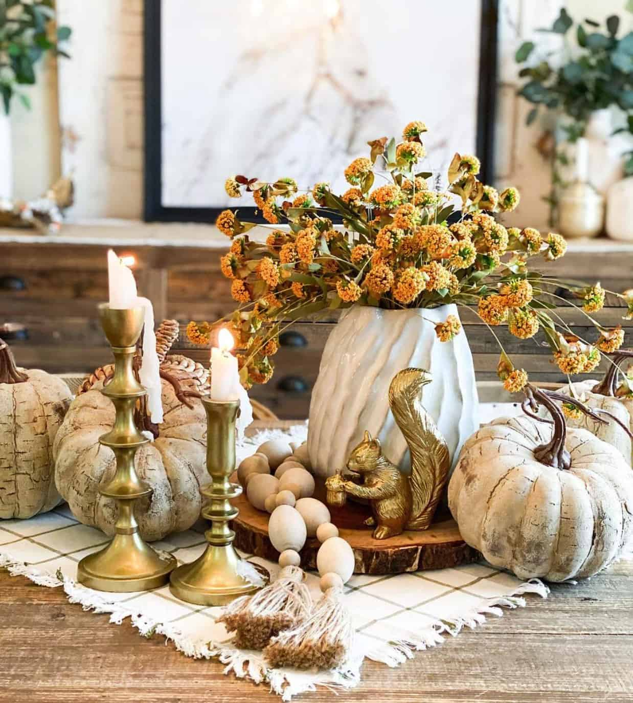 fall-table-setting-idea-centerpiece