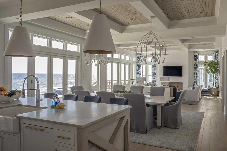 contemporary-beach-style-kitchen
