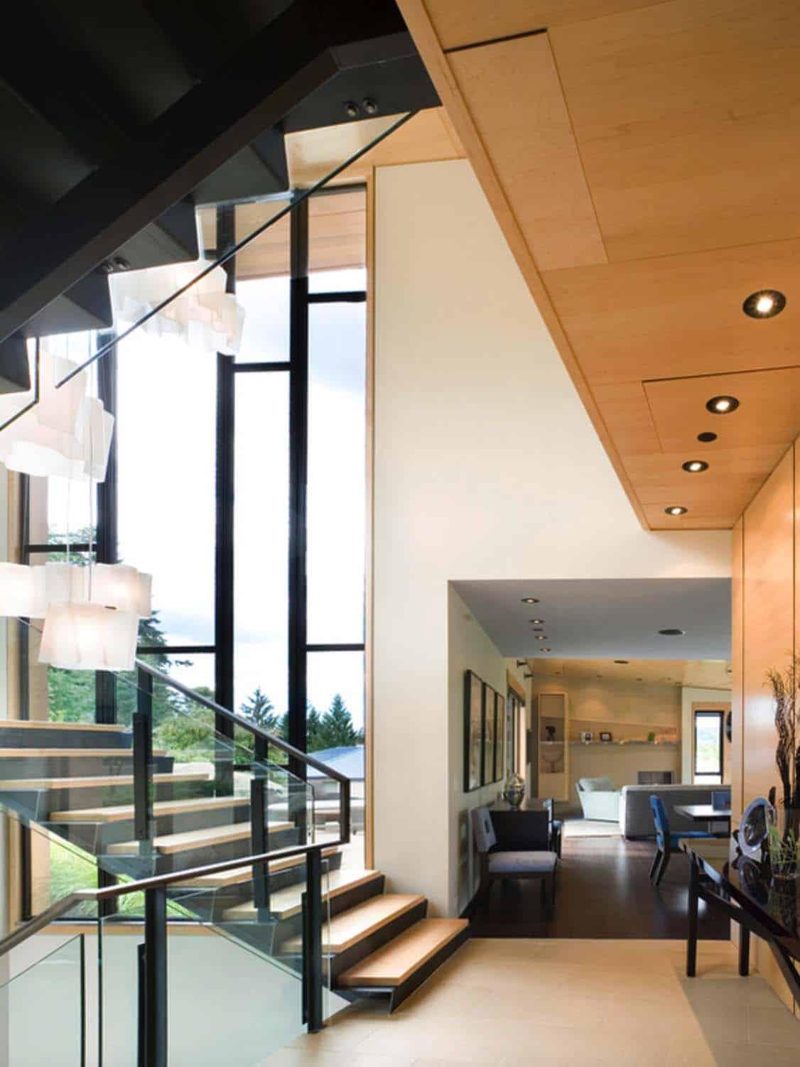contemporary-staircase-lake-washington