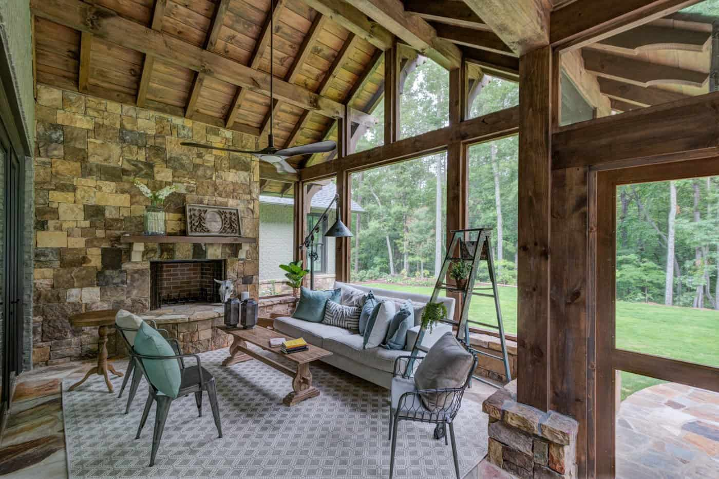 contemporary-ranch-style-sunroom