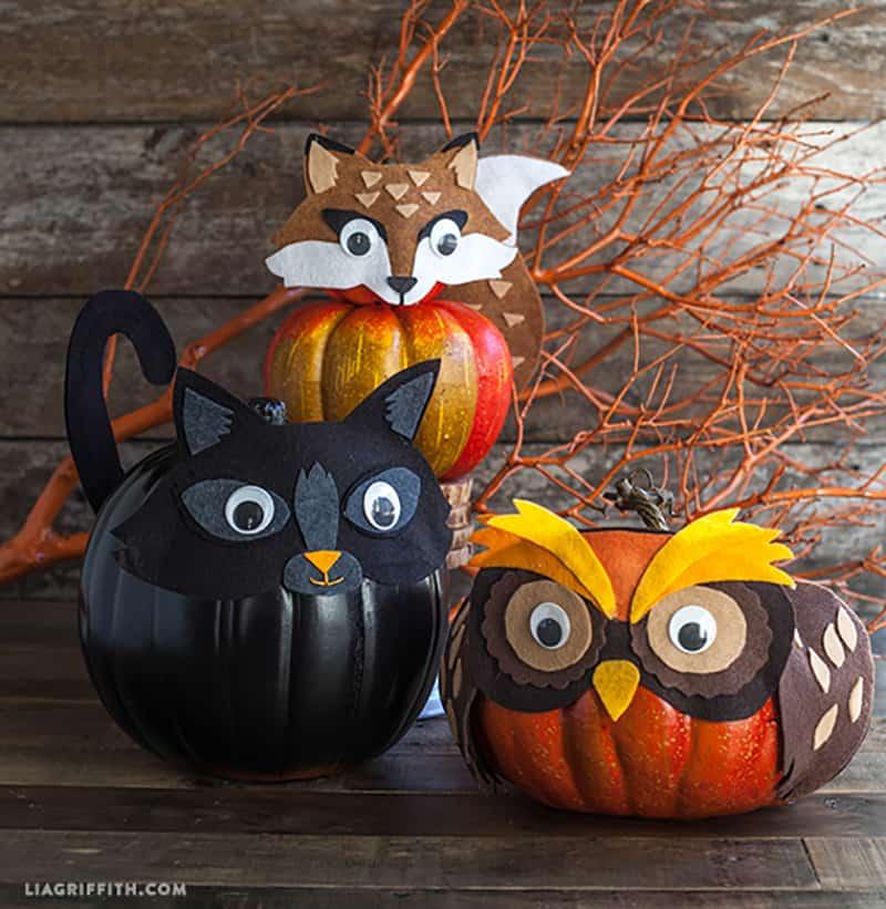 diy-animal-pumpkins