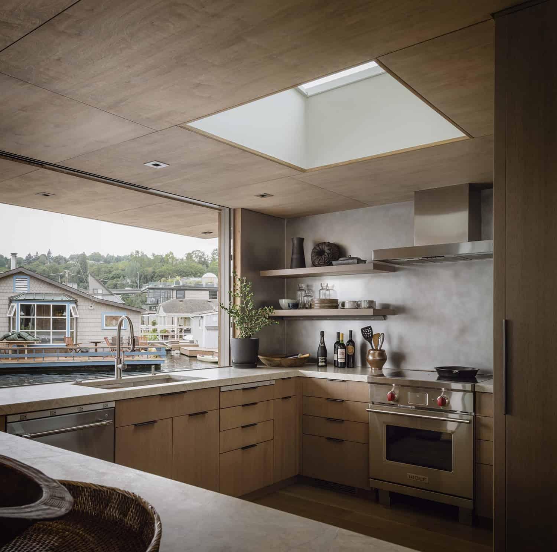 modern-cabin-kitchen