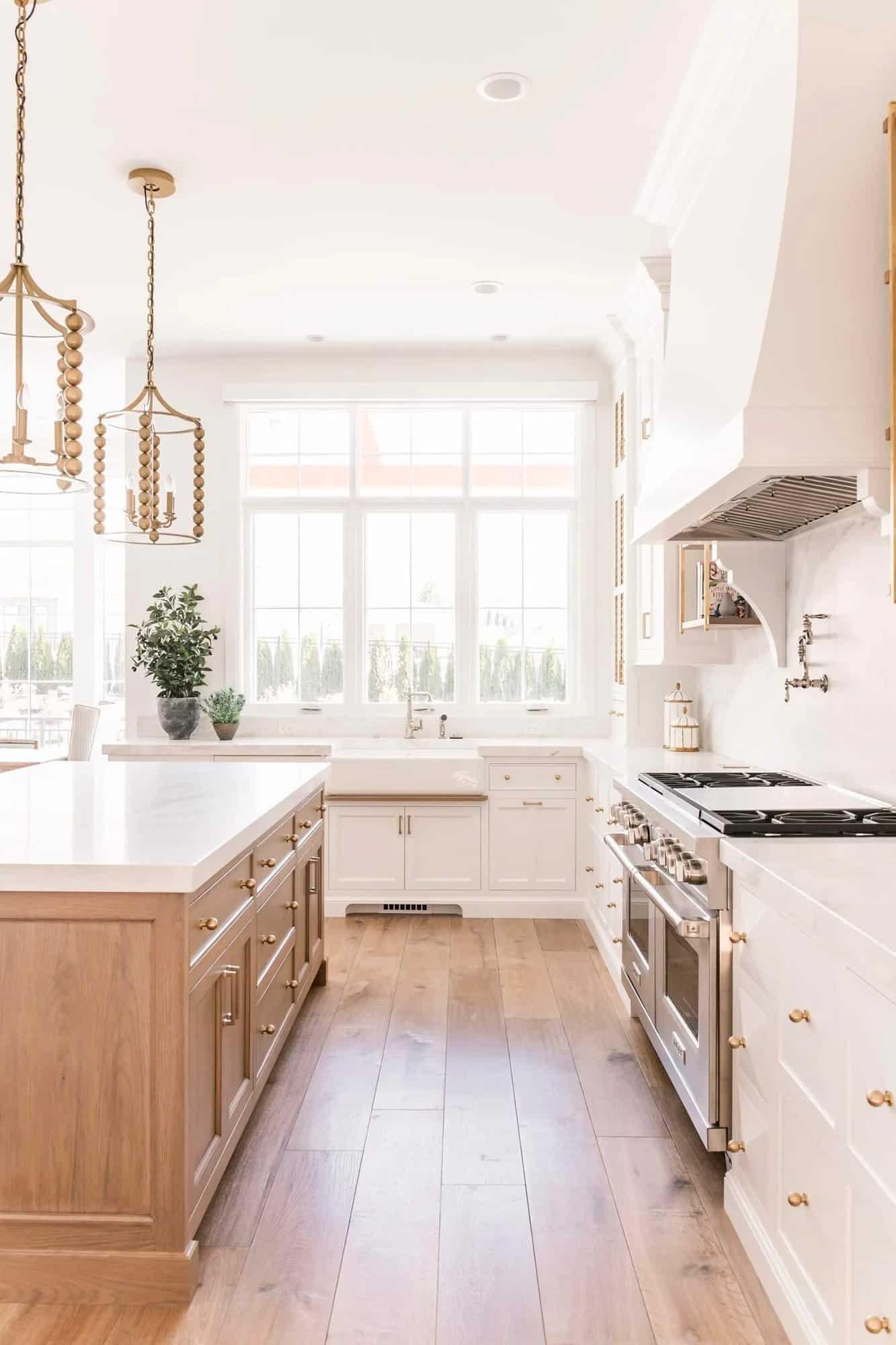 French-modern-style-kitchen