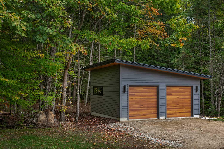 mid-century-modern-garage-exterior