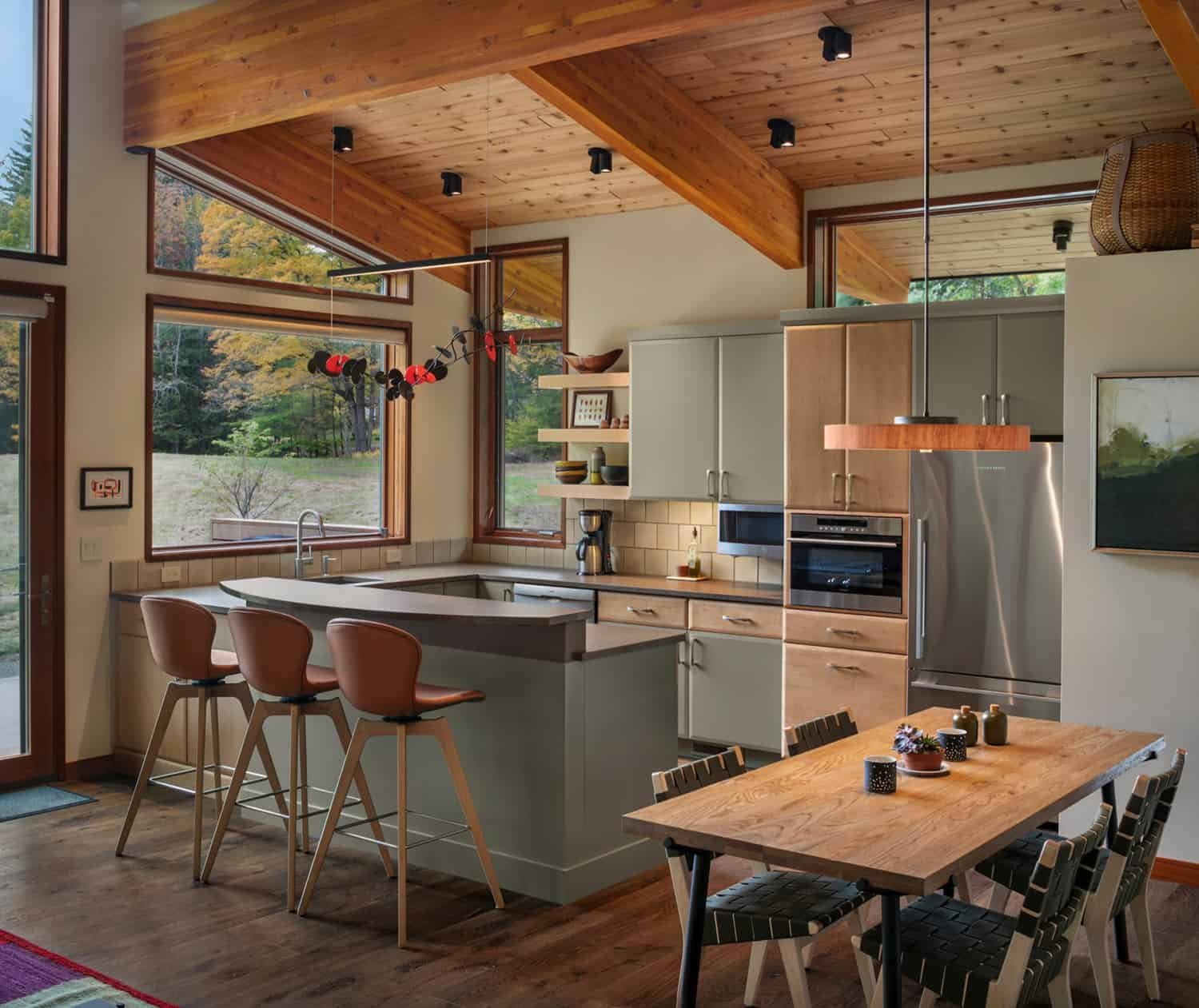 mid-century-modern-kitchen-and-dining-roo