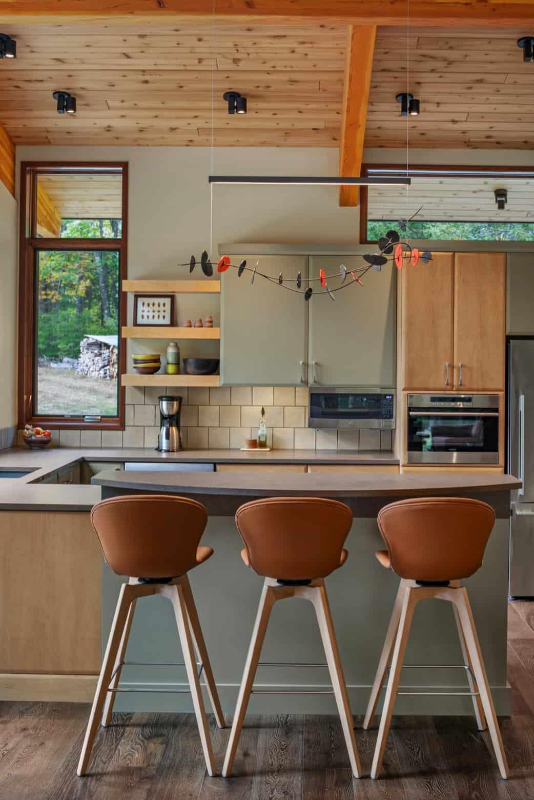 mid-century-modern-kitchen