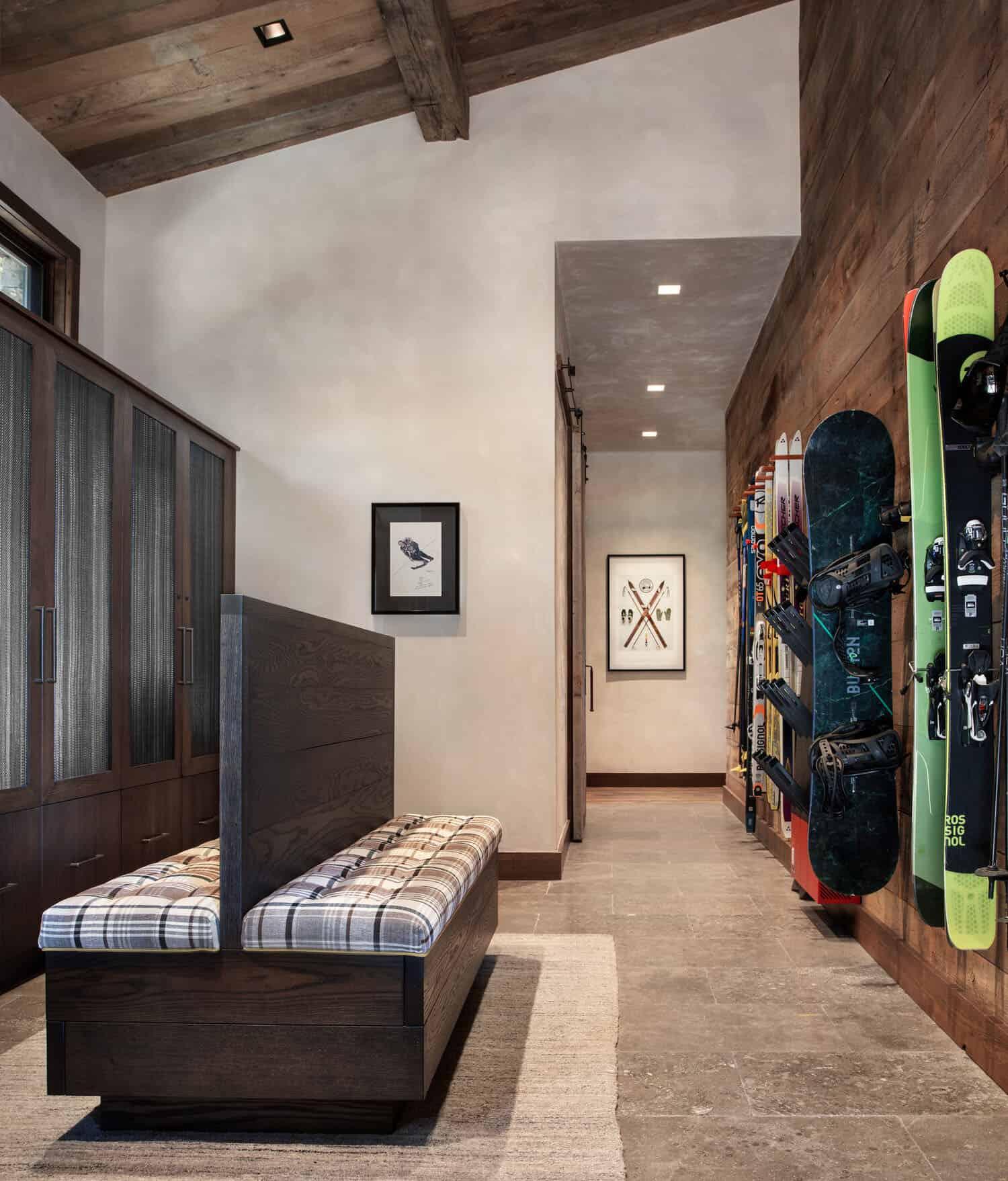 modern-rustic-mudroom-with-ski-storage