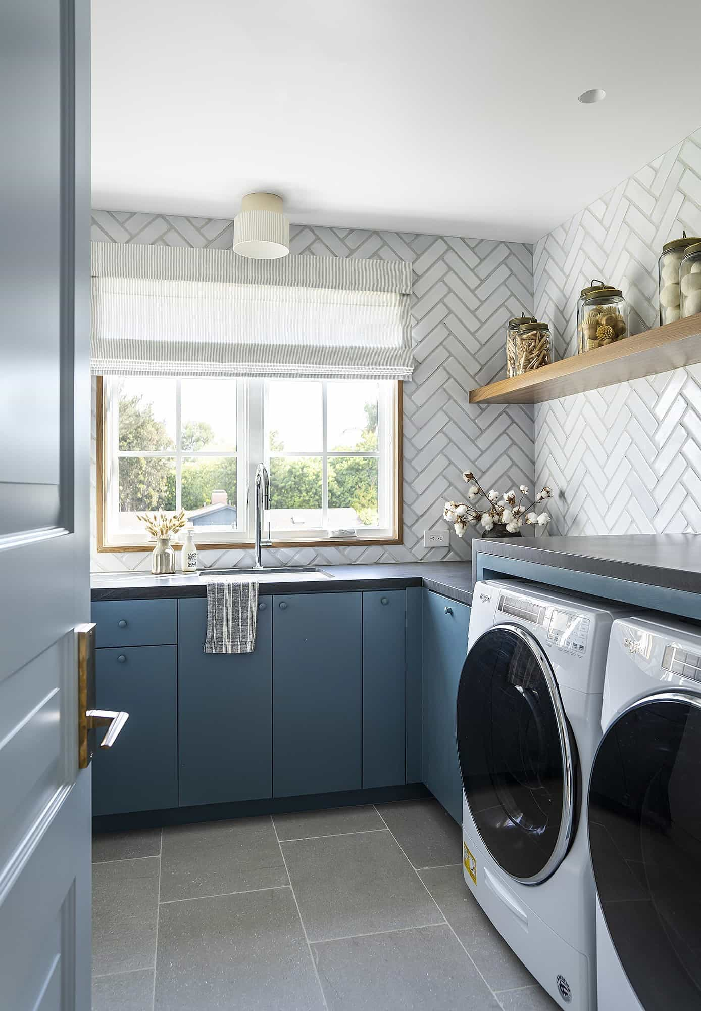 transitional-french-style-laundry-room