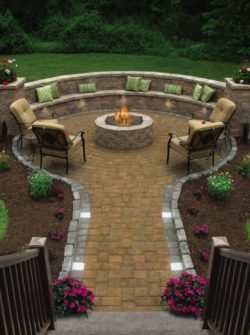 28 Inspiring Fire Pit Ideas To Create A Fabulous Backyard Oasis