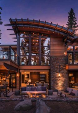 Mountain home in Martis Valley boasts must-see design elements